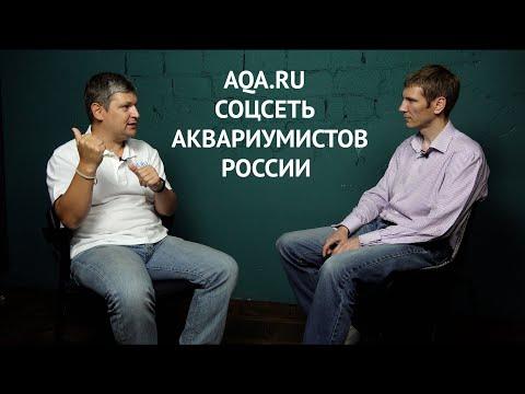 AQA.RU Соцсеть аквариумистов России