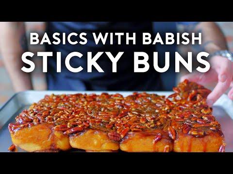 sticky-buns-|-basics-with-babish
