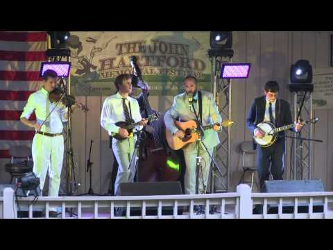 Town Mountain at The John Hartford Memorial Festival in 2013 (Full Set)