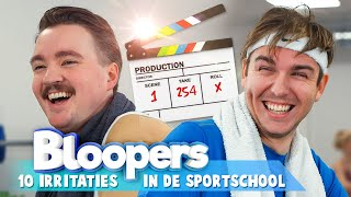 IRRITATIES IN DE SPORTSCHOOL BLOOPERS!
