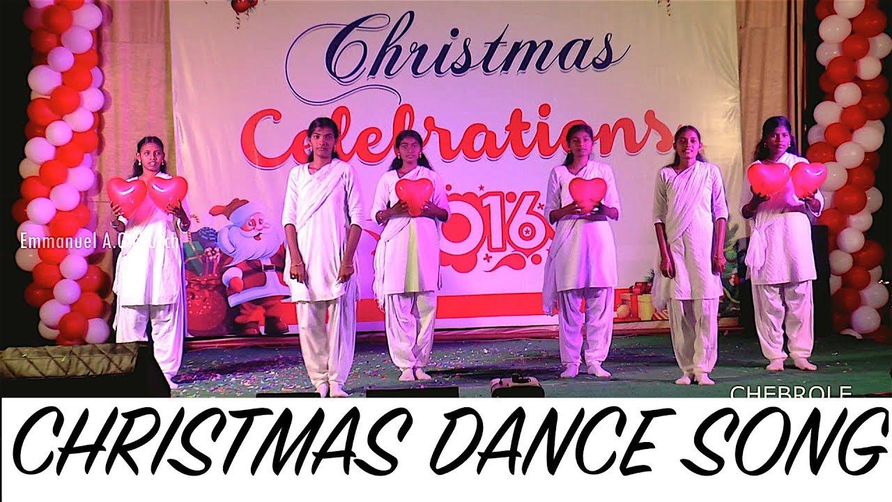 New Latest Telugu Christian Christmas Dance Song 2017 || DHANYAMAYE || HARINI || JONAH SAMUEL