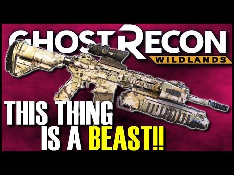 GHOST RECON WILDLANDS  P416 vs 416 - Which is Better?