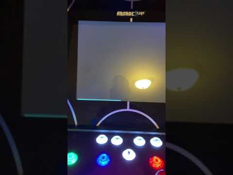 720 Degrees works on Arcade1up modded without need of a spinner!! from Insanehardgainer
