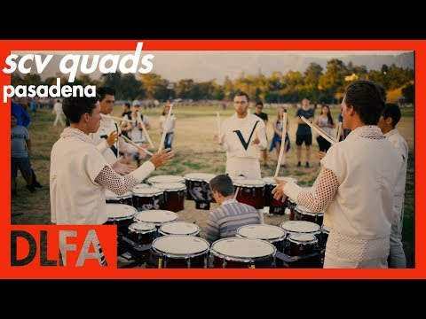 SCV Quads 2018 — 4K - BINAURAL AUDIO