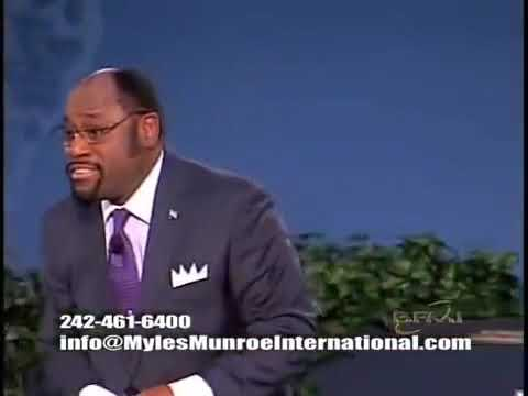 How to Make your Marriage Work - Sex in Marriage;Myles Munroe