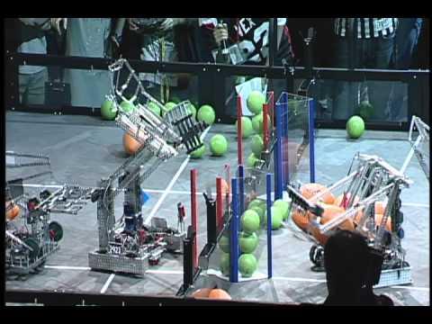 2010 VEX Robotics World Championship Finals Match 2 - YouTube