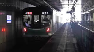 小田急小田原線 東北沢駅 列車発着・通過シーン集