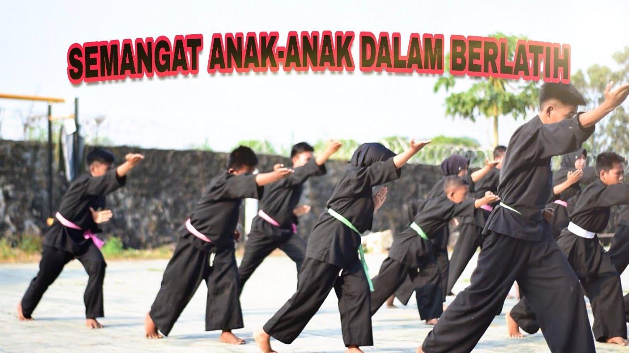 Latihan Dasar Psht Sabuk Polos Jambon By Afan Syafii