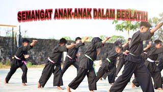 Generasi Penerus PSHT Pencak SIlat Indonesia