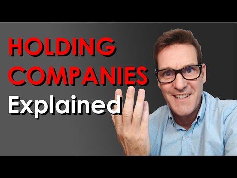 Holding Companies Explained
