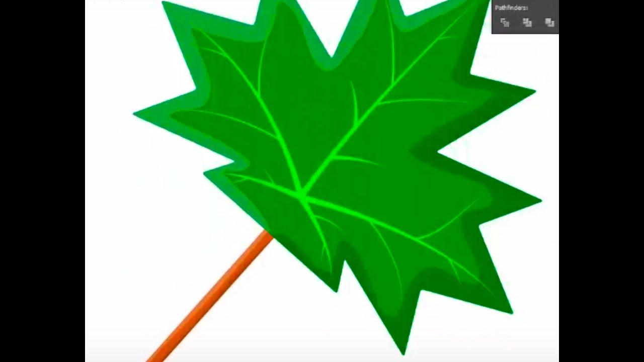 How To Draw The Toronto Maple Leafs Logo Pin Drawn Log