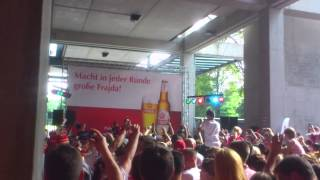 Jeden Osiem L - Jak Zapomnieć (live in Köln 08.06.2014)