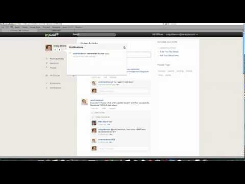 ITPulse - Social Networking Service for IT Teams