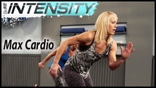 BeFiT Intensity:  Max Cardio Challenge Workout- Lacey Stone