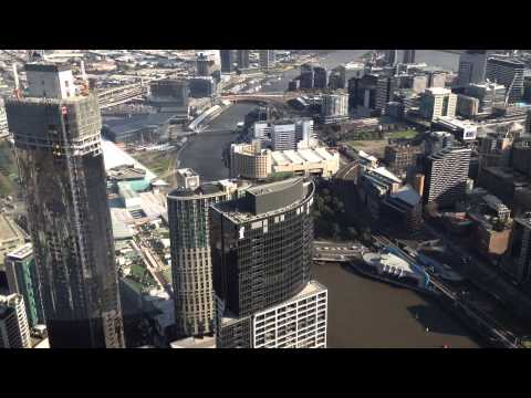 My Visit to Eureka Tower, Melbourne