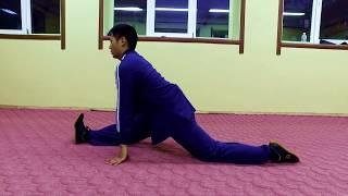 Реальное гунфу с Алексеем Чагай - шпагат и базовые упражнения Ушу