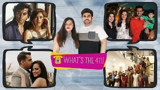What's The 411! | Sheheryar And Syra's Sizzling Shoot | Sania Mirza's Birthday | Episode 32