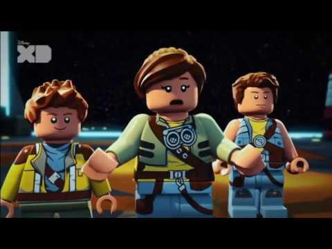 Звёздные войны LEGO. Приключения изобретателей 1 сезон - 1 серия