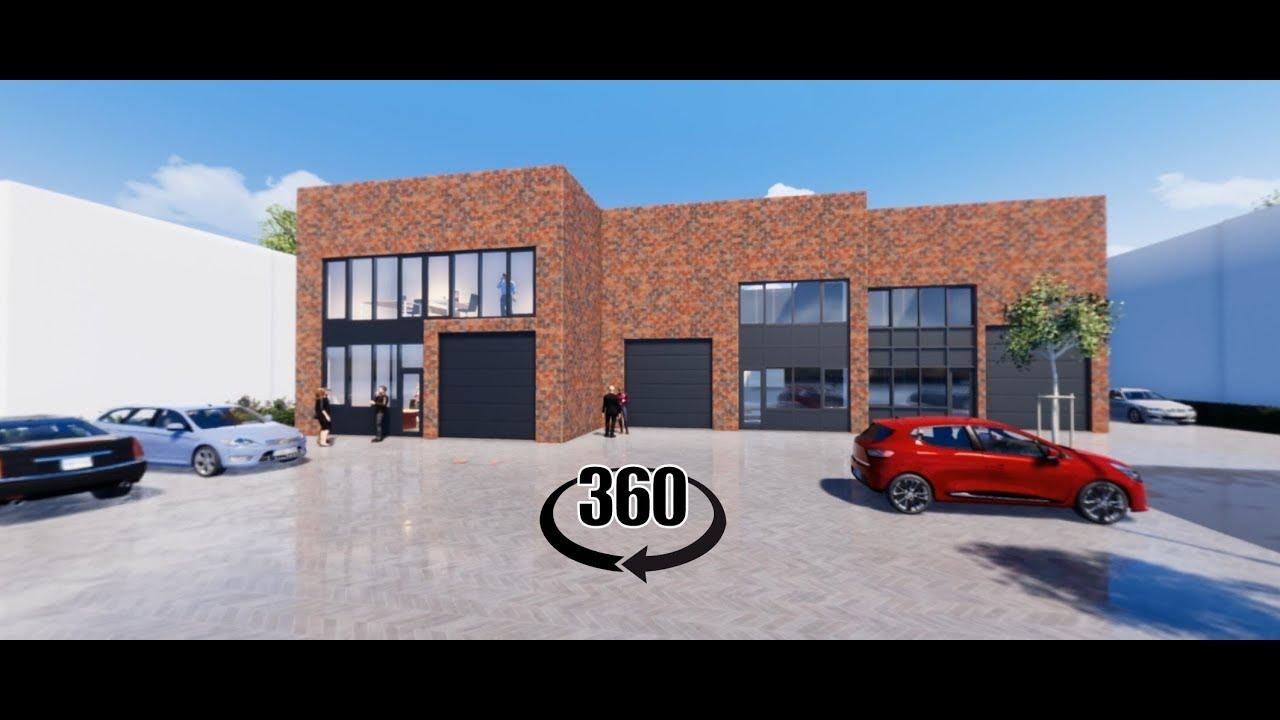 Twinmotion 360 test 4k