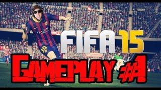 Fifa 15  - Primi Impressioni e Primi Goal ! Gameplay Ita PC HD 1