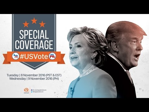 #USVote: 2016 United States elections special coverage