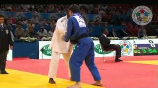2011 IJF Judo World Championships - Punza (ZAM) v Dos Santos (AUS)