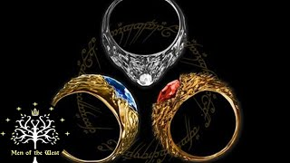 The Three Elven Rings of Power and Why they are Good? Middle-Earth Explained