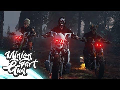 Miljoenen Uitgeven Aan De Nieuwe Halloween DLC! - GTA 5 - MinionFartGun