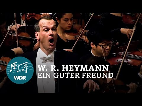 W. R. Heymann - Ein Freund, ein guter Freund | WDR
