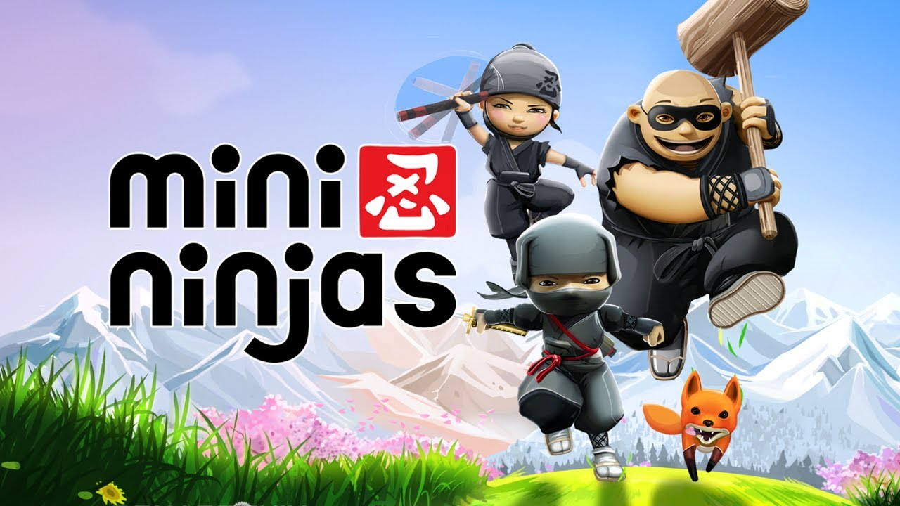 Botanist Achievement in Mini Ninjas
