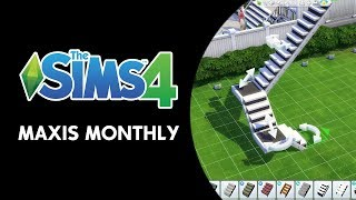 The Sims 4 Maxis Monthly Live Stream (September 3rd, 2019)