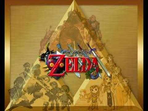 Legends of Zelda - Saria's Theme