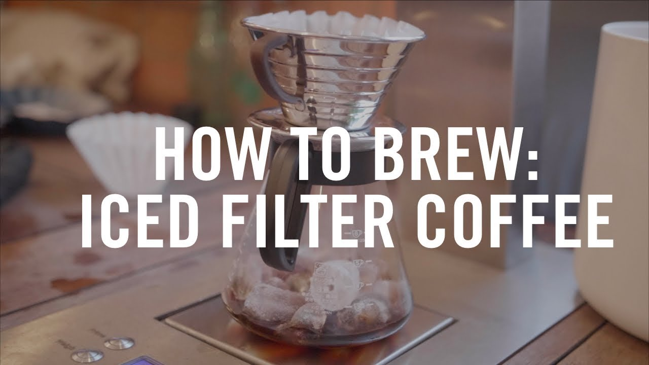 Download Better than cold brew: How to make iced filter coffee
