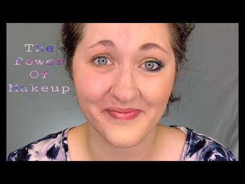 What gives you confidence | Power of Makeup thumbnail