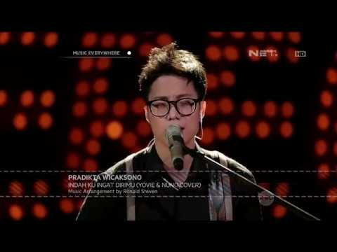 Pradikta Wicaksono - Indah Ku Ingat Dirimu (Yovie & Nuno Cover) (Live at Music Everywhere) **