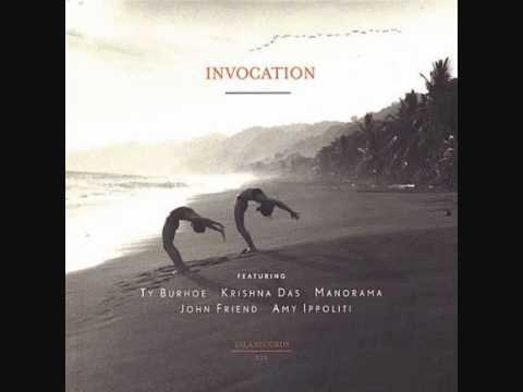 Ty BURHOE : Presence ( Invocation )