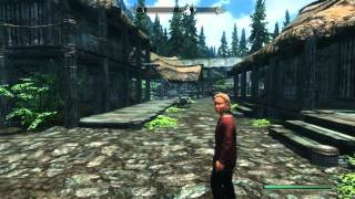"""Skyrim : MAX settings with """"Real Like"""" ENB and 2K HD Textures Mods"""