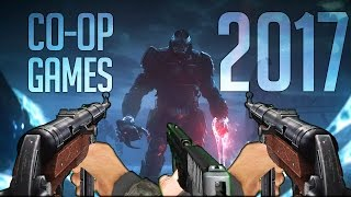 Top 10 NEW Coop Games of 2017