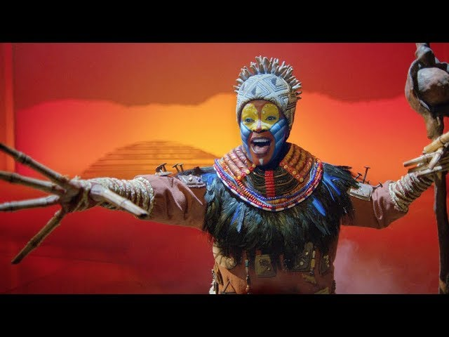 """The World's #1 Musical"" 