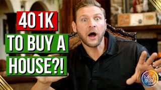 Can I Use My 401k To Buy A House