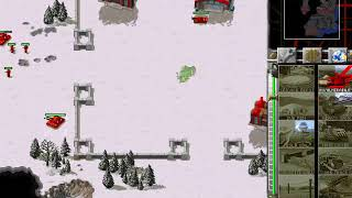 SPEEDRUN: Command and Conquer Red Alert Counterstrike, Proving Grounds (3:35) Hard