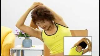 職場活力:電腦作業(坐姿)健身操 第1-4招