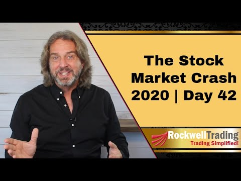 🔴 The Stock Market Crash 2020 – Day 42  | Naked Put Options On SPCE & NCLH