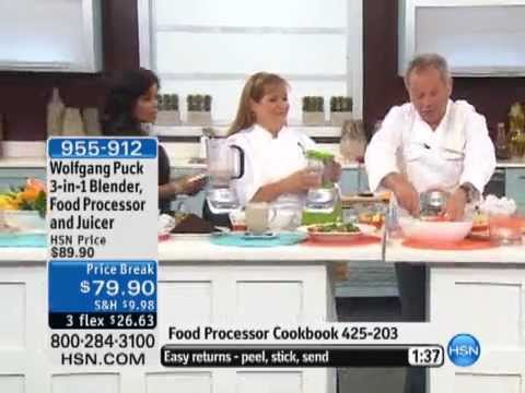 Hsn Wolfgang Puck Food Processor