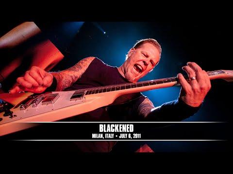 Metallica: Blackened (MetOnTour - Milan, Italy - 2011) Thumbnail image