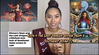 An Honest Raya & The Last Dragon Movie Review from a Southeast Asian