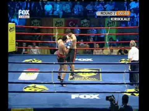 Bahadir Sari VS Zamik Atakisiev (Part 2)