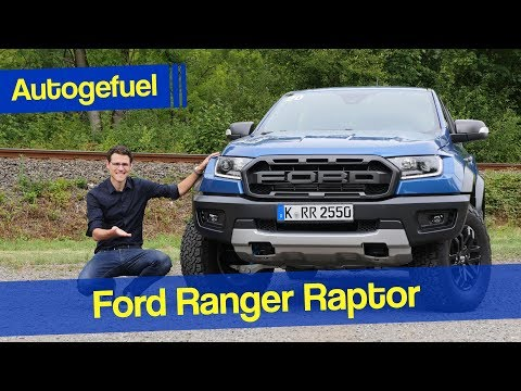 F-150 smaller performance brother: Ford Ranger Raptor REVIEW - Autogefuel