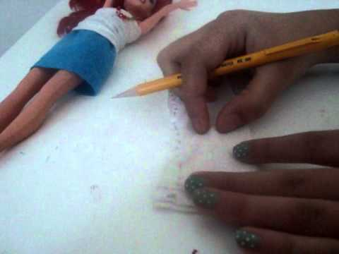 how to make skiny pants for doll Travel Video