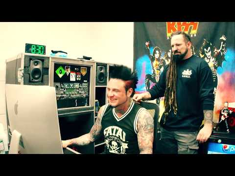 SHROOM - Five Finger Death Punch Tease New Songs [Video]